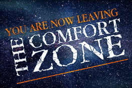 Don't Leave Your Comfort Zone